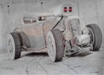 Obras de arte:  : México : Jalisco : Guadalajara : 1932 Ford,