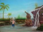 Obras de arte: America : M�xico : Veracruz-Llave : orizaba : Eliott y yo 2013