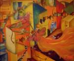 Obras de arte: America : México : Jalisco : Guadalajara : MUCHOS CAMINOS