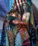 Obras de arte:  : España : Andalucía_Huelva : Ayamonte : La Madonna Descalza