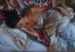 Obras de arte: Europa : España : Valencia : Alicante : Beatriz entre mantones
