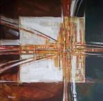 Obras de arte: Europa : Portugal : Setubal : Baixa_da_Banheira : Betão-Vida L