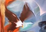 Obras de arte: America : Colombia : Santander_colombia : Bucaramanga :  aguila