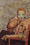 Obras de arte: Europa : España : Andalucía_Sevilla : Sevilla-ciudad : Marlene Dietrich en el cantar de los cantares