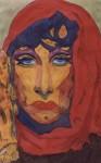 Obras de arte: Europa : España : Andalucía_Sevilla : Sevilla-ciudad : Marlene Dietrich en Zingara