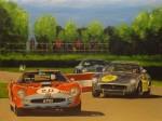 Obras de arte:  : España : Catalunya_Barcelona : Sabadell : Ferrari GTO