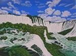 Obras de arte:  : España : Andalucía_Sevilla : Sevilla-ciudad : Cataratas de Iguazú