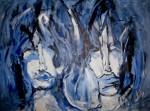 Obras de arte: America : Chile : Antofagasta : antofa : dueto