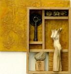 """Obras de arte: America : Argentina : Buenos_Aires : boulogne : serie """" Piedras Preciosas"""" III"""