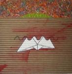 Obras de arte: Europa : España : Catalunya_Barcelona : Barcelona_ciudad : NAVEGACIÓN BOCA ABAJO
