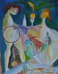 Obras de arte: Europa : Portugal : Lisboa : cascais : Mundus I