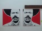 Obras de arte: America : México : Chihuahua : ciudad_juarez : Villa