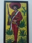 Obras de arte: America : México : Chihuahua : ciudad_juarez : Emiliano Zapata