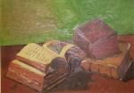 Obras de arte: Europa : España : Castilla_y_León_Burgos : burgos : Libros (copia)