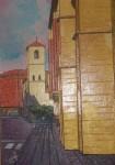Obras de arte: Europa : España : Castilla_y_León_Burgos : burgos : Iglesia San Lázaro 2 (Palencia)