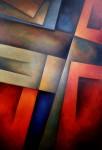 """Obras de arte:  : Argentina : Cordoba : COSQUíN : """"Cruciforme"""""""
