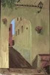 Obras de arte:  : España : Andalucía_Sevilla : Mairena_del_Alcor : El Callejon