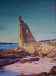 Obras de arte: Europa : España : Galicia_Pontevedra : Cambados : Torre San Saturnino