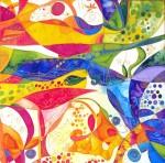 Obras de arte: Europa : España : Catalunya_Barcelona : Barcelona : mezcla de vida