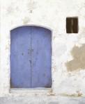 Obras de arte:  : España : Catalunya_Barcelona : Barcelona : Ibiza blue door