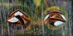 Obras de arte:  : España : Galicia_Pontevedra : Cangas : cubo monfero