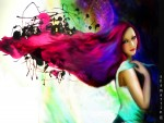 Obras de arte: Europa : España : Valencia : valencia_ciudad : Woman Face (Creativity)