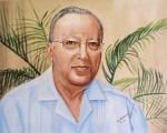 Obras de arte: America : Rep_Dominicana : Santiago : monumental : EL PADRE JOSE