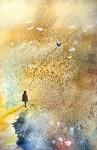 Obras de arte: Europa : España : Canarias_Las_Palmas : Las_Palmas_de_Gran_Canaria : sólo en el universo II