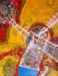 Obras de arte: America : Perú : Lima : chosica : espiritu