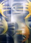 Obras de arte:  : España : Madrid : Torrelodones : LITURGIA DE LA DANZA