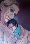 Obras de arte: Europa : España : Castilla_y_León_Burgos : burgos : Maternidad
