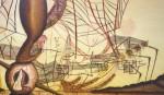 Obras de arte: Europa : España : Islas_Baleares : palma_de_mallorca : Fragmento de la obra el fin del principio.