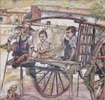 Obras de arte:  : España : Madrid :  : infancia de Valdearenas