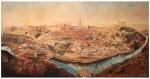 Obras de arte:  : España : Madrid :  : Toledo sobre el Tajo