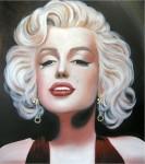 Obras de arte: America : Estados_Unidos : New_York : Bayside : Marilyn Monroe