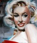 Obras de arte: America : Estados_Unidos : New_York : Bayside : Marilyn Monroe2
