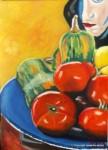 Obras de arte: Europa : España : Canarias_Las_Palmas : Maspalomas : Tomatitos