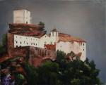 Obras de arte: Europa : España : Catalunya_Tarragona : Cambrils : Ermita de la Roca