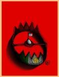 Obras de arte:  : México : Puebla : puebla_ciudad : MEXICO COMO PAIS DE PASO PARA MIGRANTES