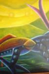 Obras de arte: America : México : Sinaloa : guamuchil : picis