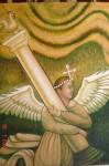 Obras de arte: America : México : Sinaloa : guamuchil : el angel vigilante