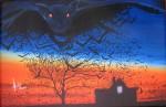 Obras de arte: America : Colombia : Antioquia : Medellín : Murcielagos