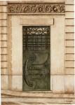 Obras de arte: Europa : España : Murcia : cartagena : Puerta izquierda de la Casa del Niño.
