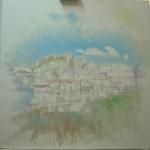 Obras de arte: Europa : España : Andalucía_Granada : almunecar : pueblo