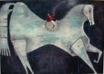 Obras de arte: America : México : Mexico_Distrito-Federal : Mexico_D_F : unicornio sin cornio