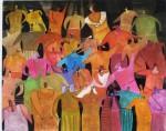 Obras de arte: America : M�xico : Mexico_Distrito-Federal : Mexico_D_F : LAS ELECCIONES