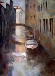 Obras de arte: Europa : España : Catalunya_Barcelona : Mataró : Venecia frio