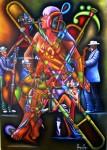 Obras de arte: America : Colombia : Santander_colombia : Bucaramanga : INTEGRACIONISMO MUSICAL - JAZZ A LA DISTANCIA