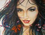 Obras de arte: America : México : Jalisco : Guadalajara : La monarca