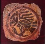 Obras de arte: America : México : Tlaxcala : Tlax : aguila antigua